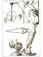 Robert Hooke: micragraphia (1665)