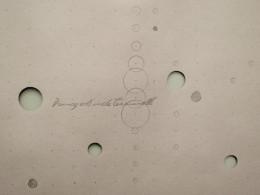 pollen analysis, diagram (detail)
